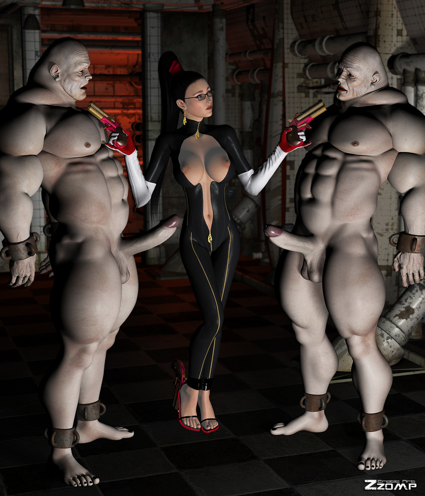 Bayonetta 3d xxx xxx fetish stripers