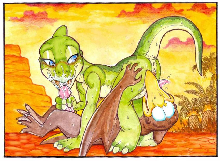порно поезд динозавров фото