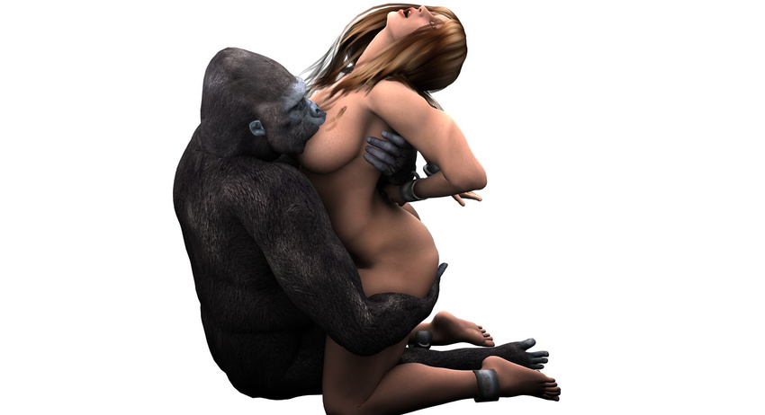 women having sex with apes