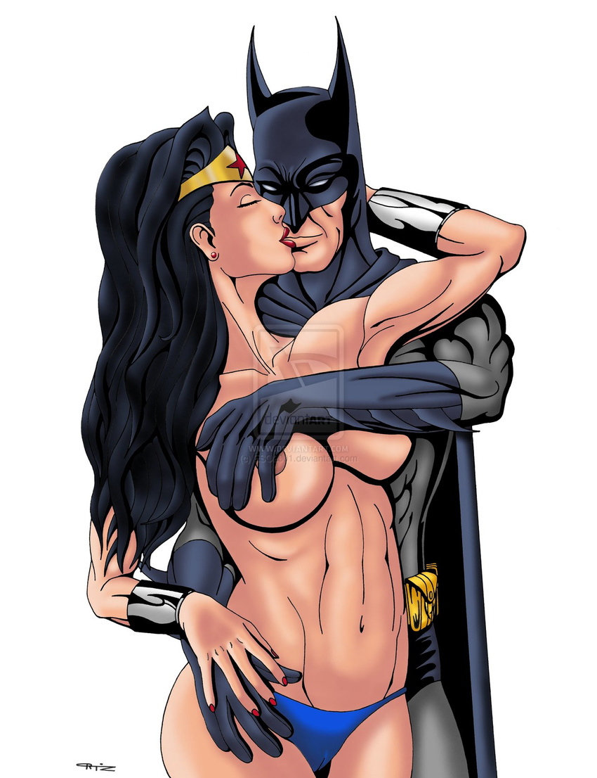 Batgirl And Supergirl Nude