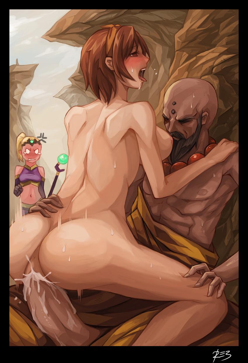 Diablo3 porn xxx tube