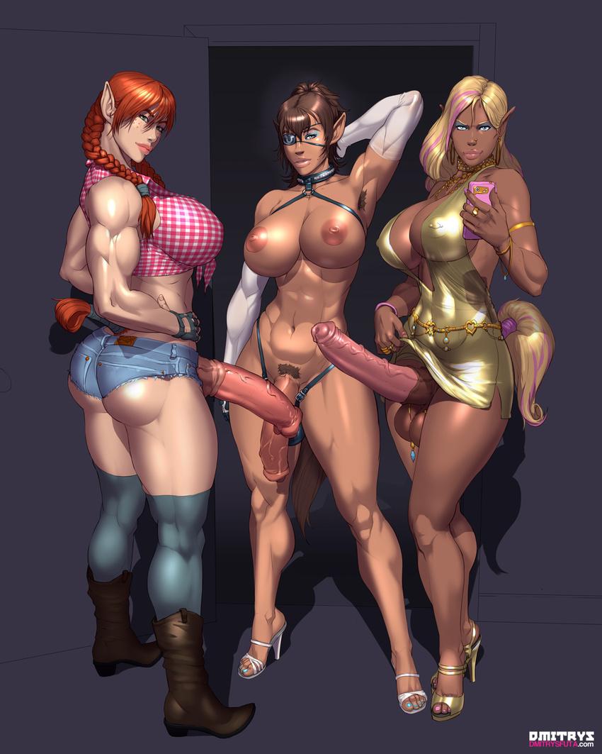Muscle dickgirl erotic download
