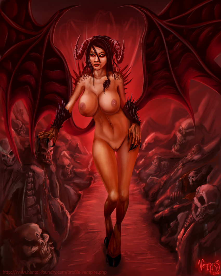 Naked succubi hentia toons