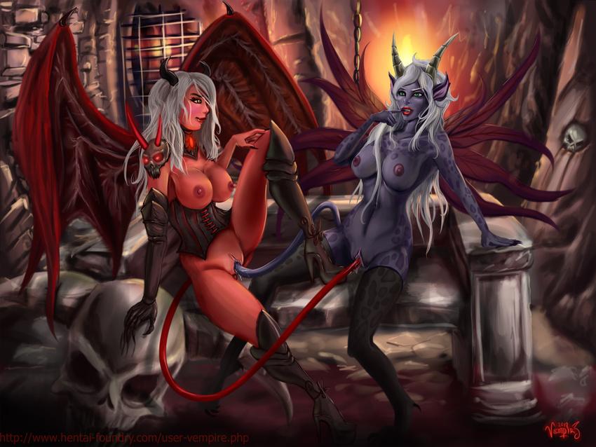 Lesbian Demon 70