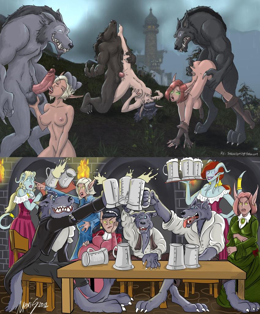 Wow hentai movies worgen nude gallery