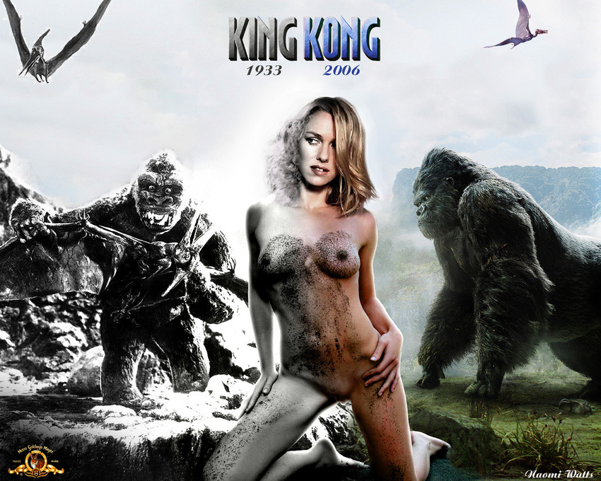king-kong-and-nude-girl-victoria-secret-models-sex