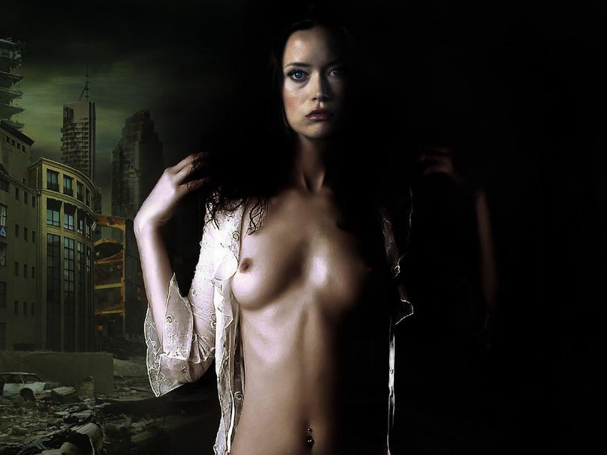 голая девушка терминатор фото