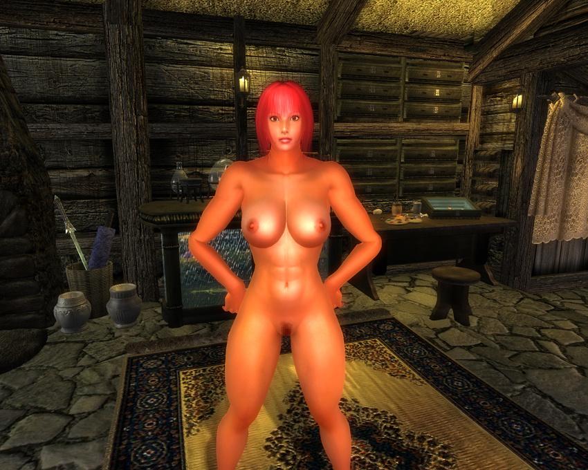 Elder scrolls iii porn mods