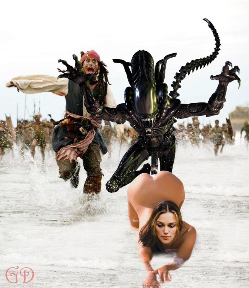 Смотреть онлайн пираты карибского моря порно hd 9 фотография