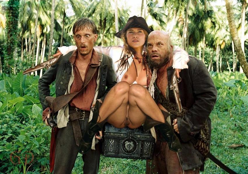 Пираты карибского порно, моней талкс секс