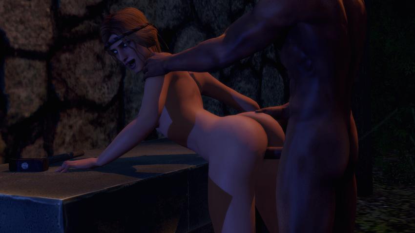 Ведьмак секс фото