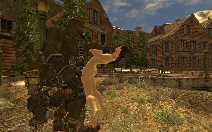 Fallout fallout_new_vegas jill_valentine resident_evil tagme.
