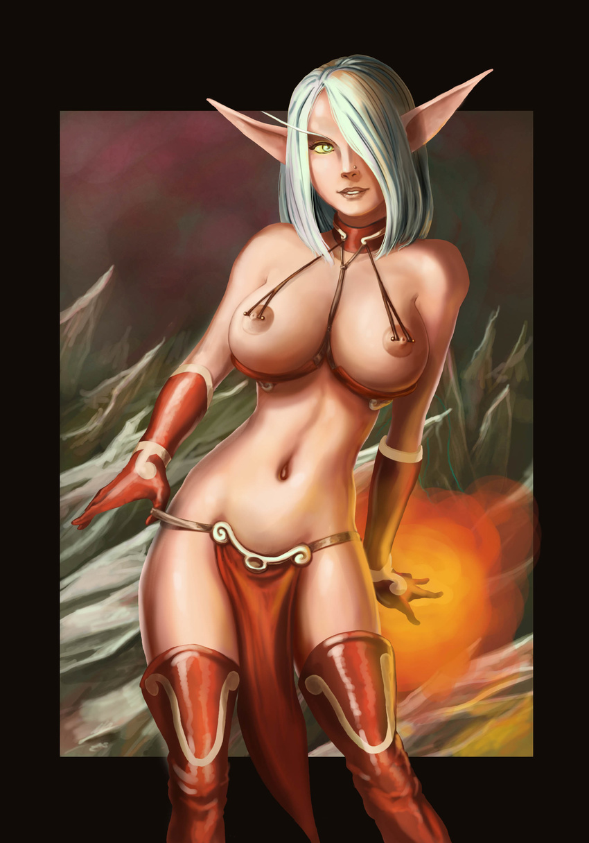 World of warcraft big tits elf porn erotic movie