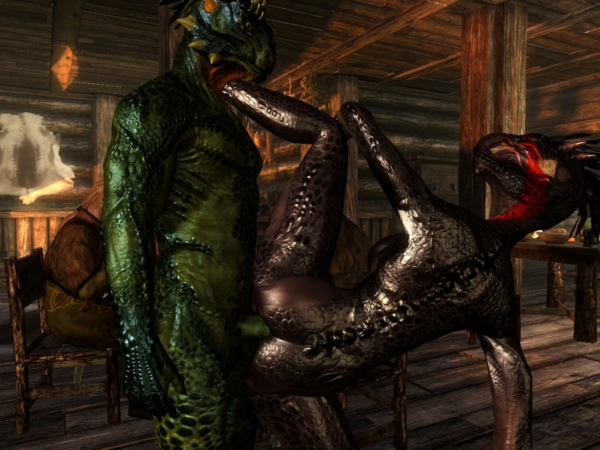 Argonian women uncensored Naked