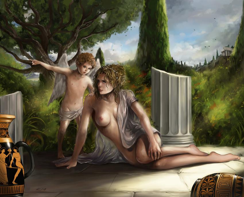 Мифология и эротика на фото мне