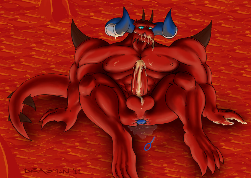 Порно Геи Демоны