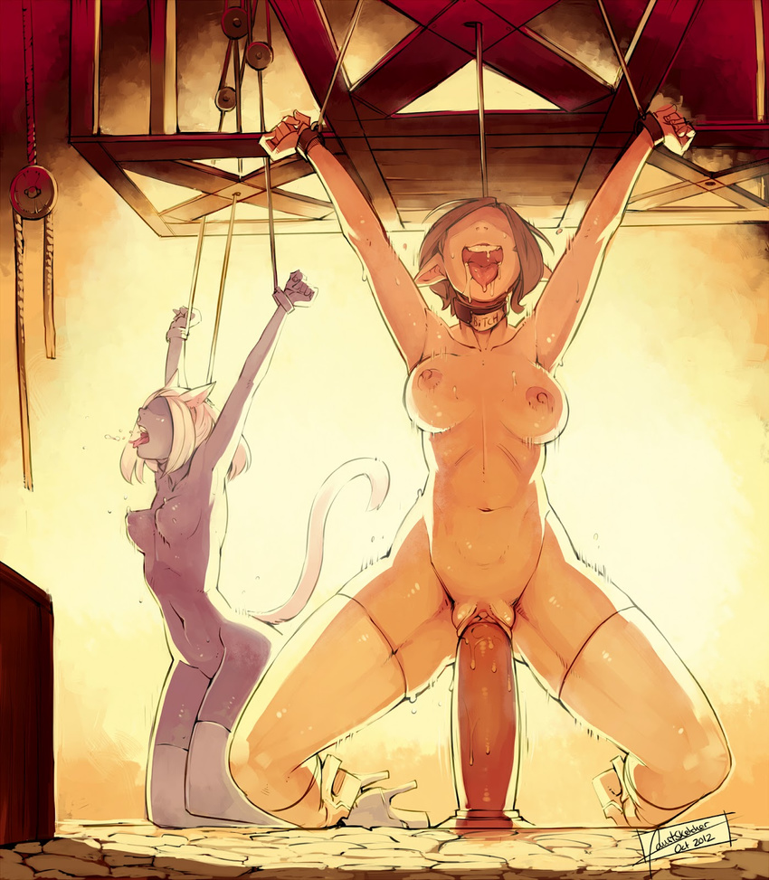 Fantasy bondage art erotic adult movie