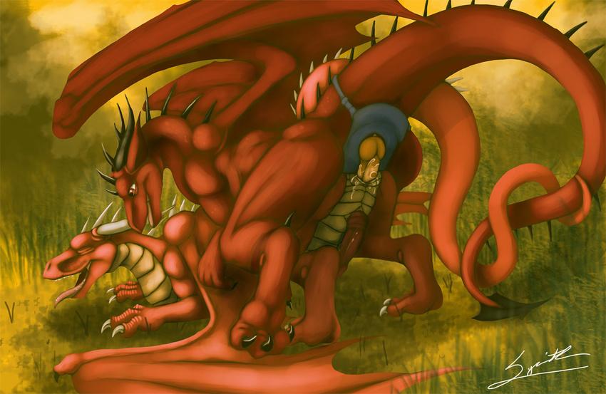 смотреть порно про драконов