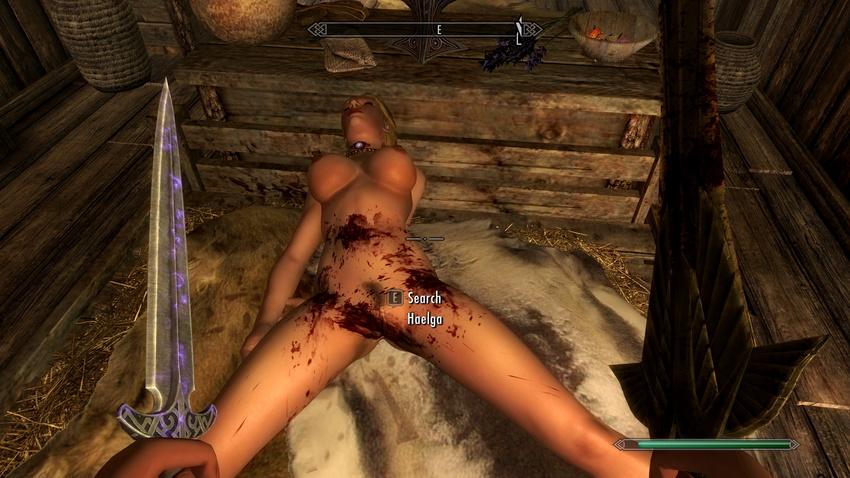 Порно в skyrim фото писанина