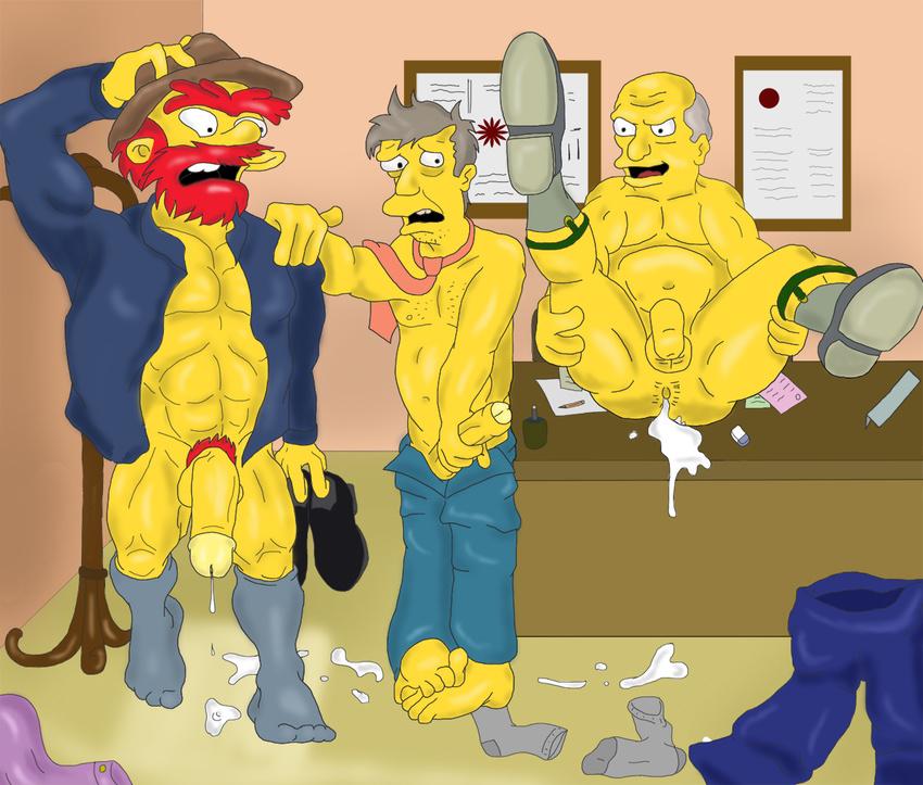 порно фото симпсоны геи