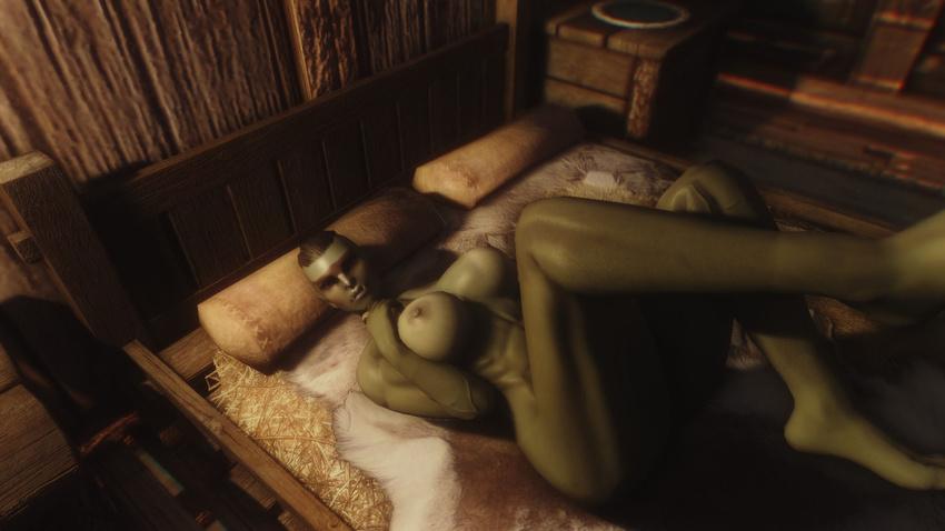 Порно фото skyrim