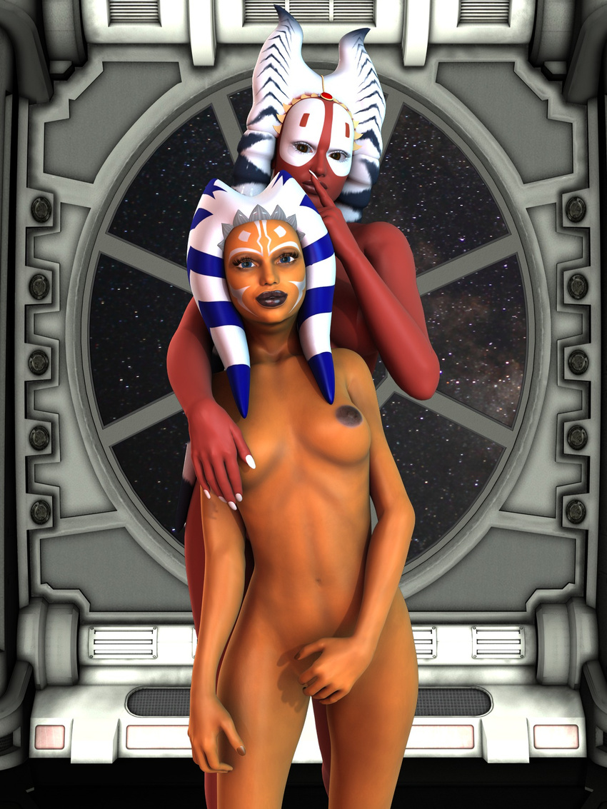 Milking video star wars the clone wars naked couple with naked