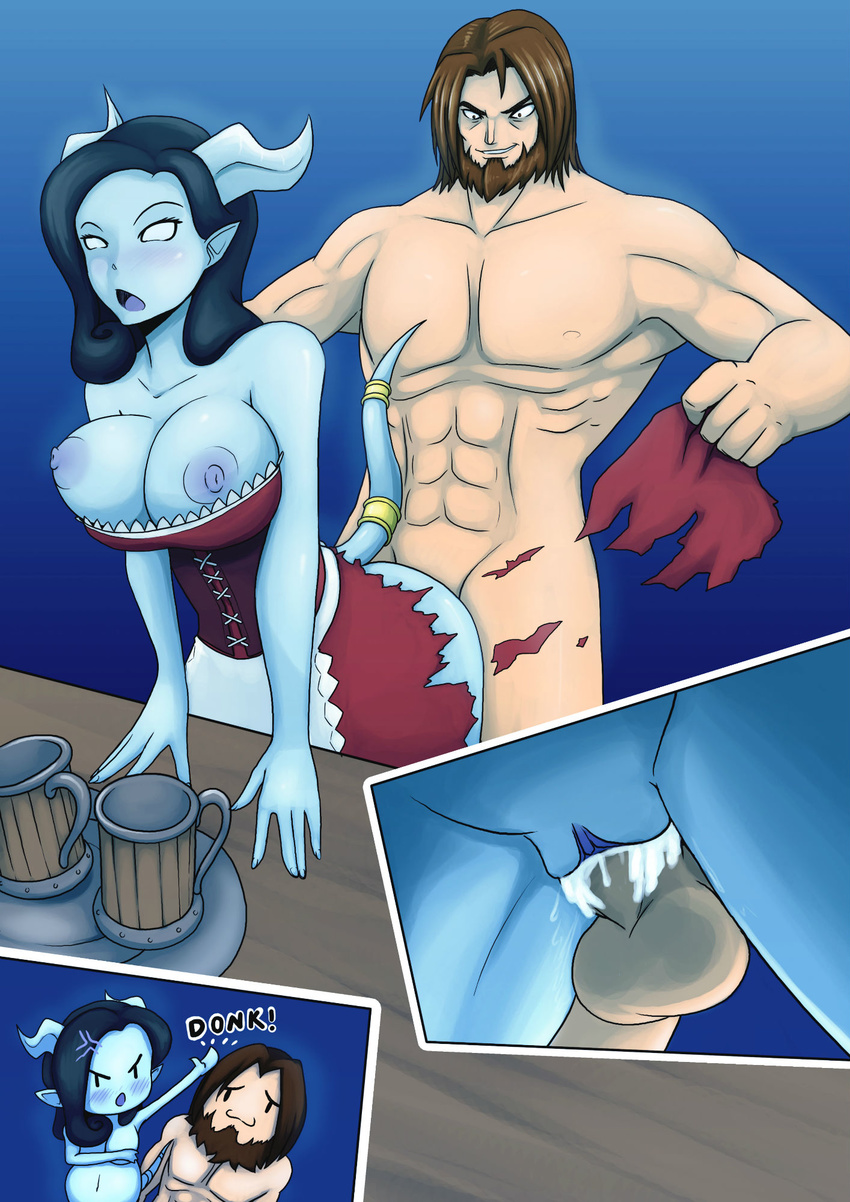 World of warcraft draenei sex videos cartoon pic