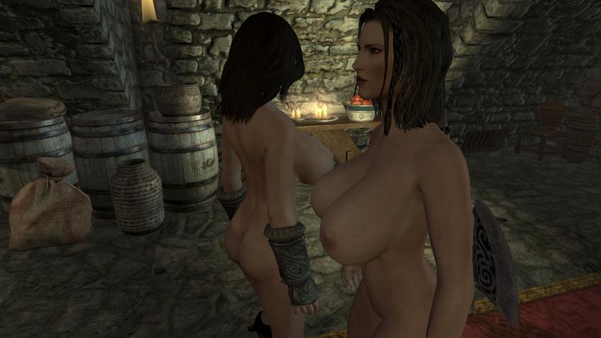 Смотреть секс в скайриме с лидией 8 фотография