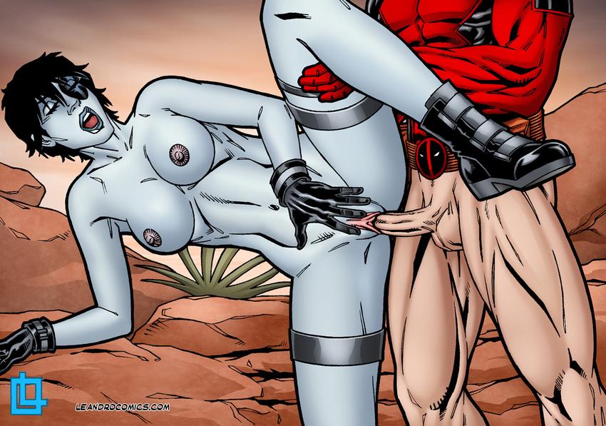 порно комиксы с дэдпулом
