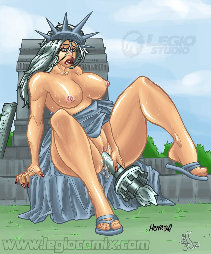Free online big tit human statue porn nude photos