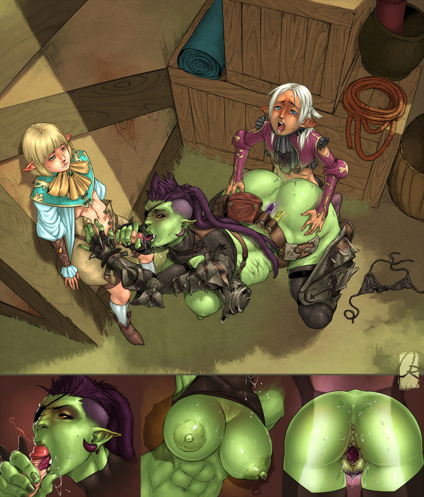 Orcs and elves hentai naked galleries