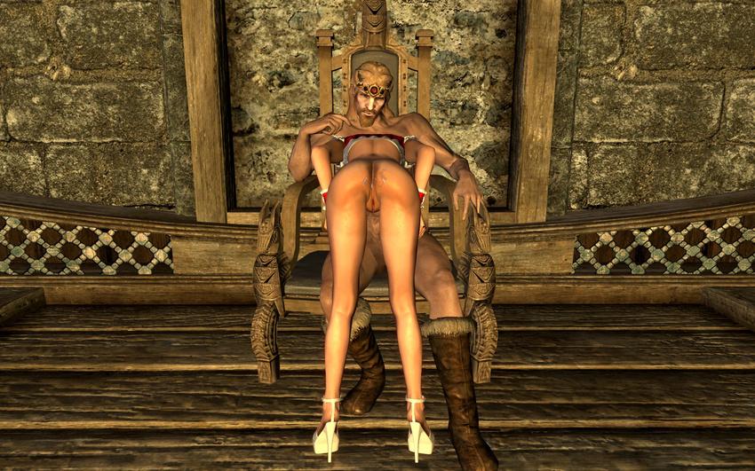 порно секс мод в skyrim