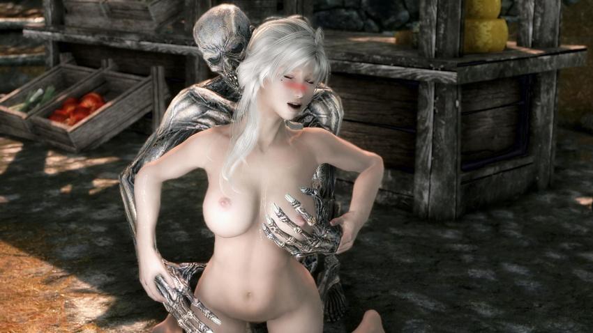 порно фото про скайрим