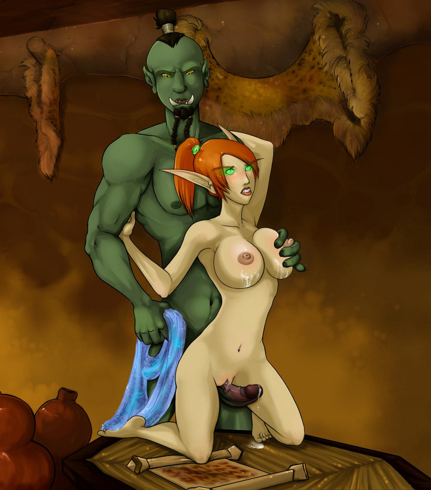 World of warcraft orc femalenaked photos anime movies