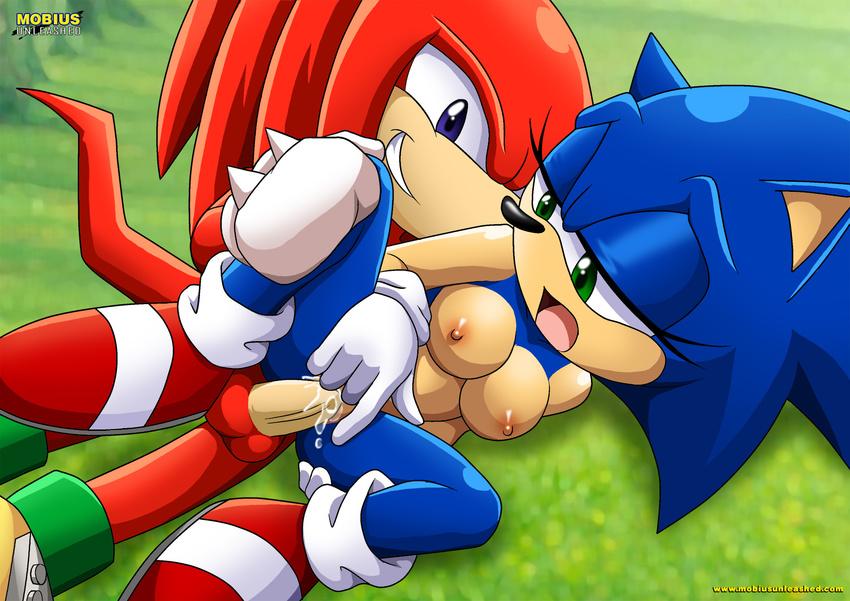 Sonic Xxx Секс