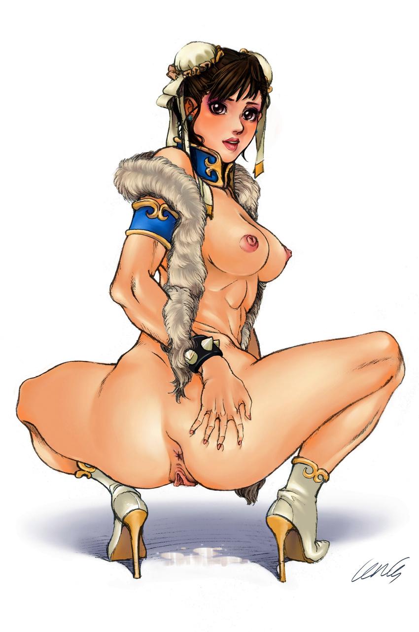 Chun li porn 3d xxx picture
