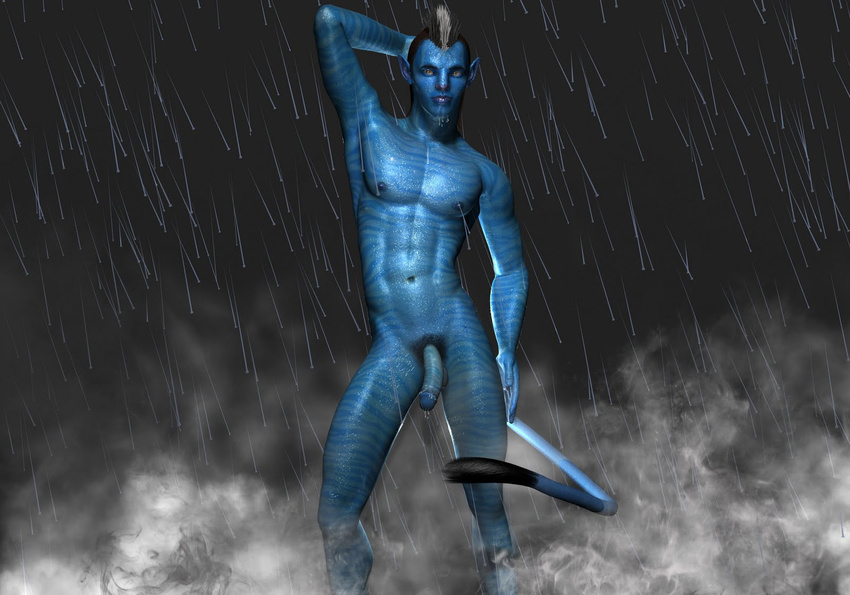 порно синих человечков видео