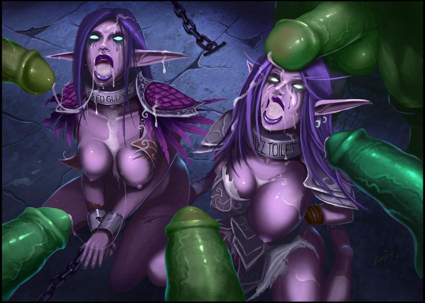 Warcraft порно фото