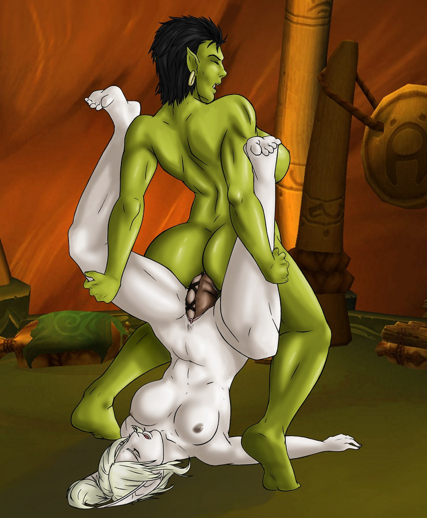 Elf sex slave for orcs hentai adult toons
