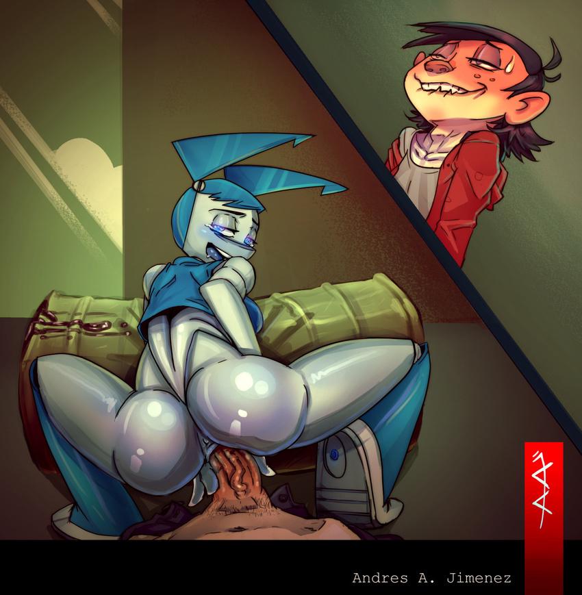 секс с роботом порно фото