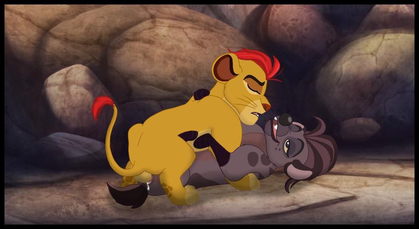 Lions den porn