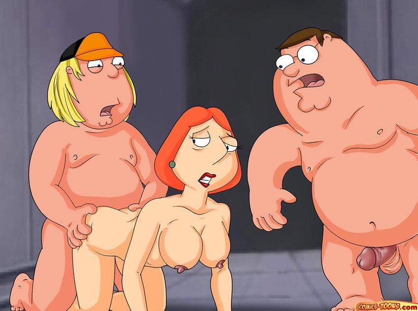 Секс с мэг гриффины