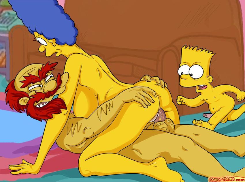 смотреть аниме порно симпсоны