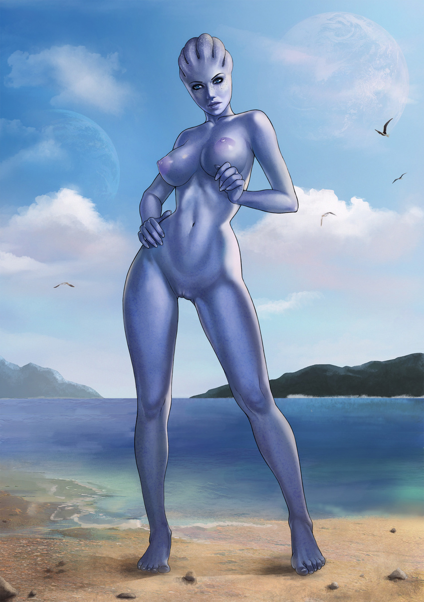 Mass effect 3 pregnant porn nude picture