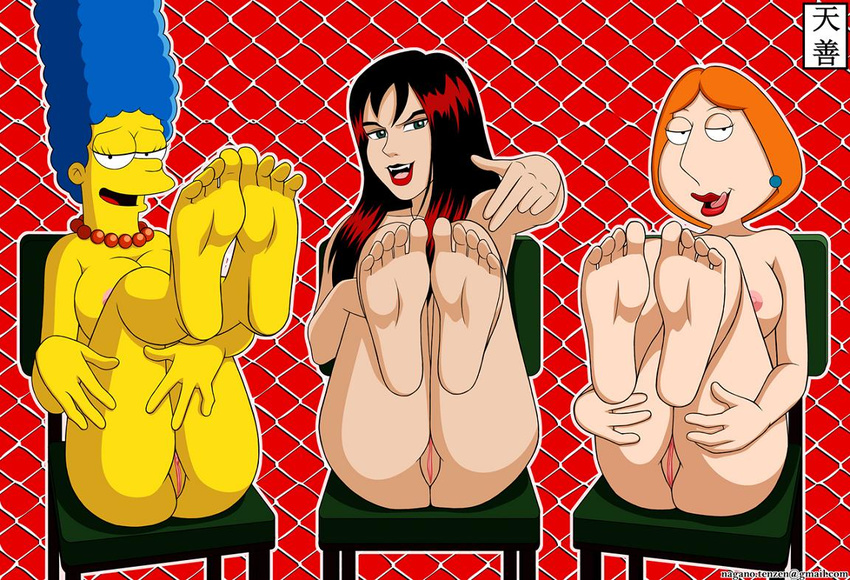 Порно картинки симпсоны гриффины 8309 фотография
