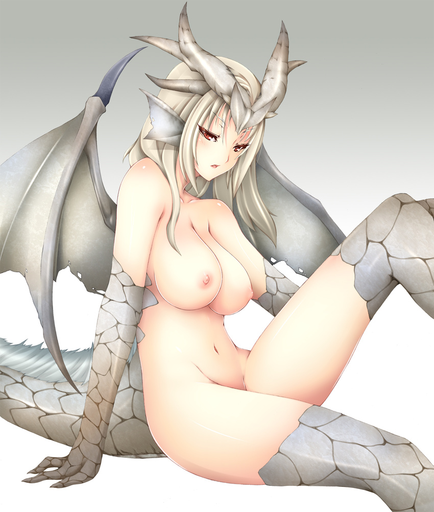 Nude dragon hentai girl porn photo