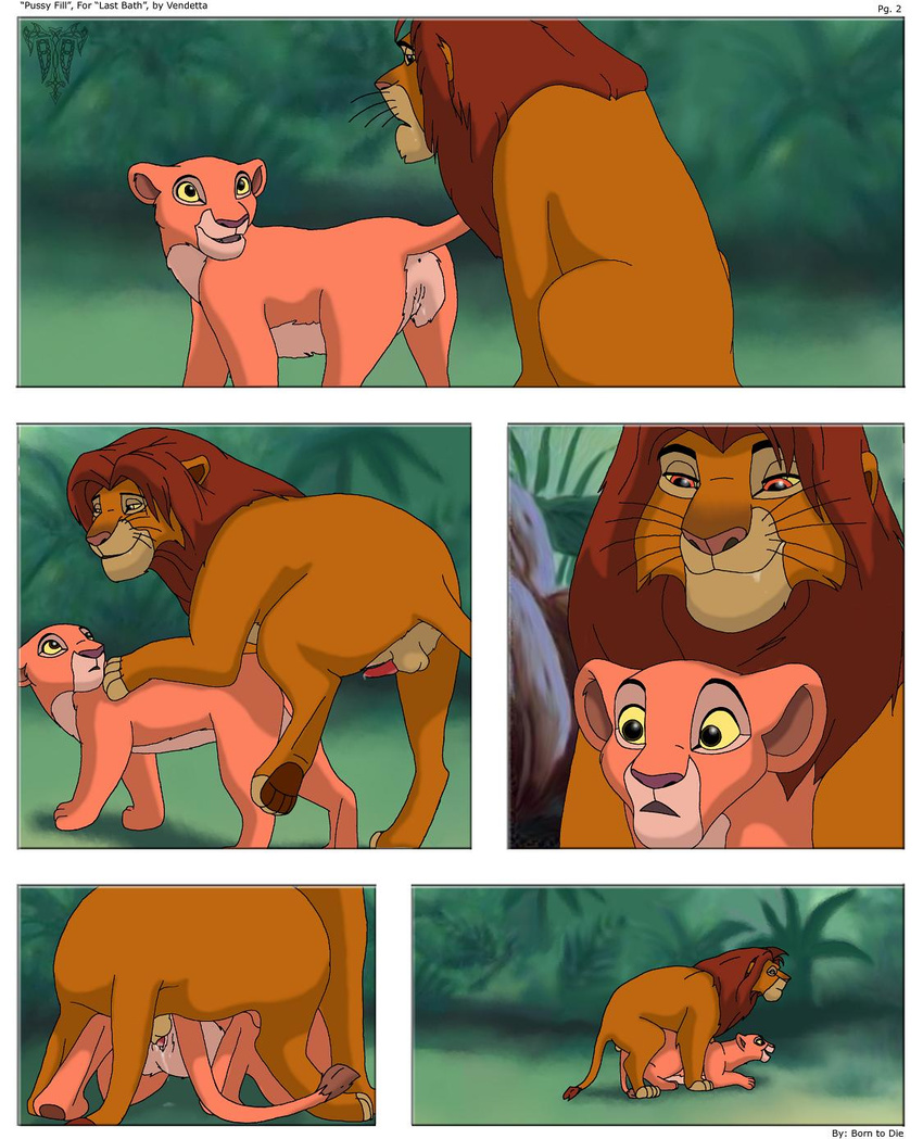 Pity, Lion king porn comics opinion you