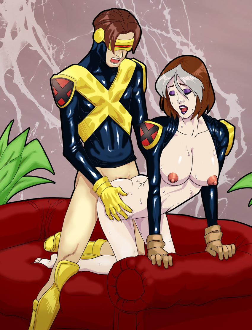 Rogue cartoon hentai sexy pic