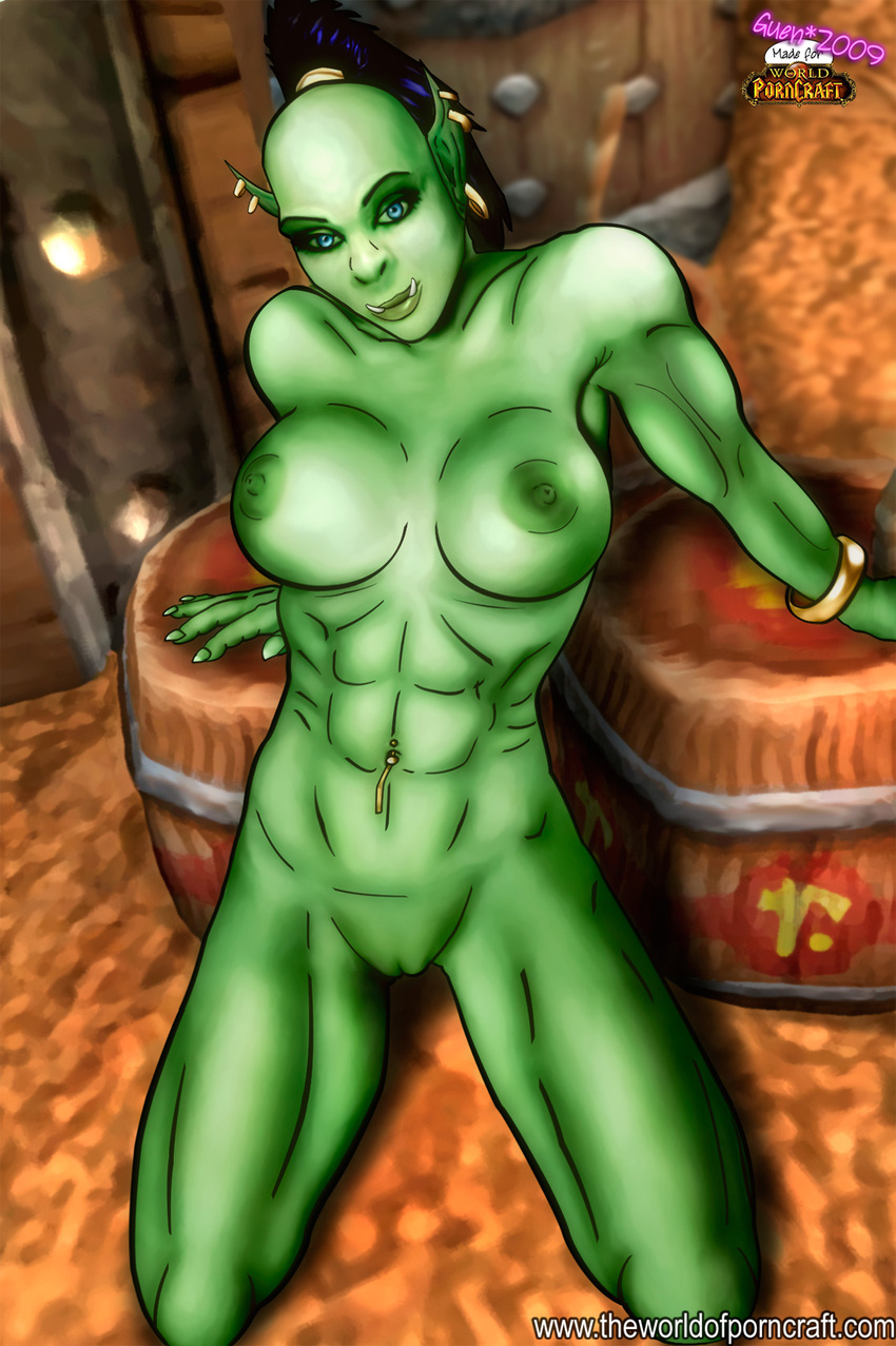 World of war craft ork women nude softcore picture
