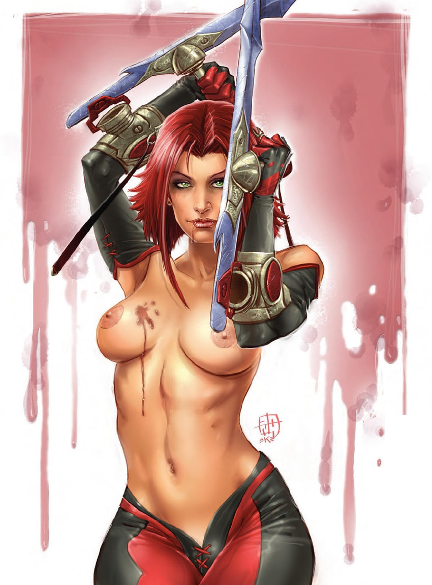 Bloodrayne nude art softcore clips